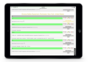 Notifications and alerts for your checklist