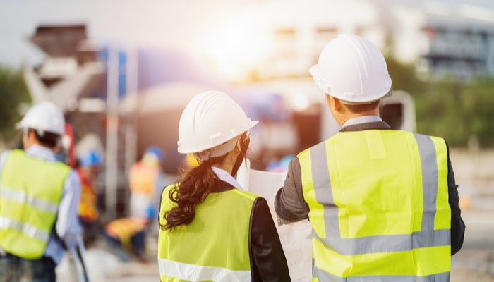 Don't get off guard when a government agent shows up to inspect your workplace safety and health.
