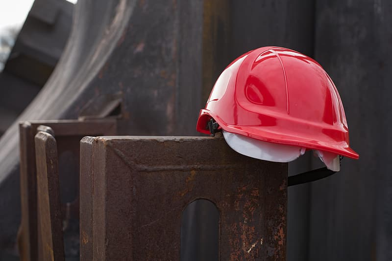 Workers who don't value workplace safety might not wear their hard hats when they're supposed to.