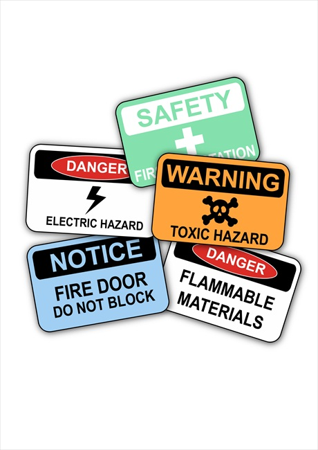 Workplace safety involves knowing the difference between incidents, near-misses, and accidents.